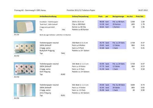 AG-014 Toilettenpapier 3 lagig 250 Blatt weiß 72 Rollen Toilette WC Papier