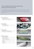 ebalta Produktübersicht. Willkommen in der Welt der Kunstharze. - Seite 3