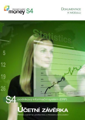 Účetní závěrka - Cígler software, a.s.