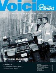 Voici juin 03 (Page 2) - Ville de Bromont