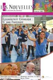 Les Nouvelles n°210 - Diocèse de Clermont