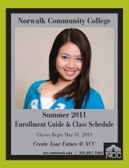 Download as a PDF - Norwalk Community College
