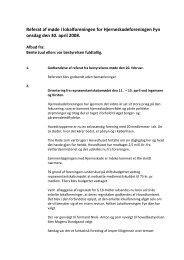 Referat af møde i lokalforeningen for Hjerneskadeforeningen Fyn ...