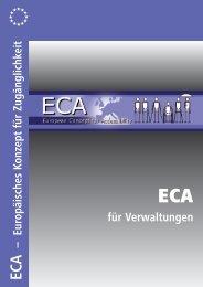 ECA für Verwaltungen - Fürst Donnersmarck Stiftung