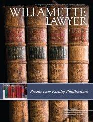 Lawyer Spring 08_Final.indd - Willamette University