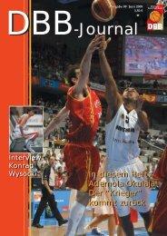 Finja Schaake - Deutscher Basketball Bund