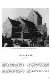 ODDEN KIRKE - Danmarks Kirker