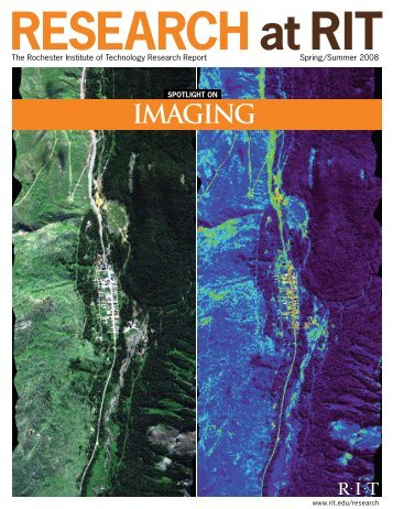 At the cutting edge: Digital imaging and remote sensing - Rochester ...