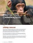 AnnuAl RepoRt 2010 - the Jane Goodall Institute of Canada - Page 6