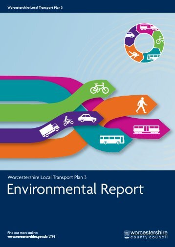 Environmental Report - Worcestershire County Council