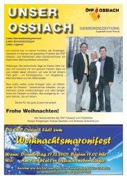 Dezember 2009 - ÖVP Kärnten