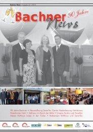 Bachner90 - Bachner Elektro GmbH & Co. KG