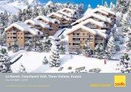 Le Resort, Courchevel 1650, Three Valleys, France - IntermarkSavills
