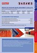 omnium ecrans de soudure - Cepro - Page 6