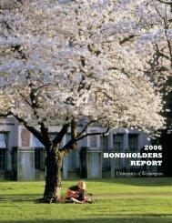 2006 - University of Washington