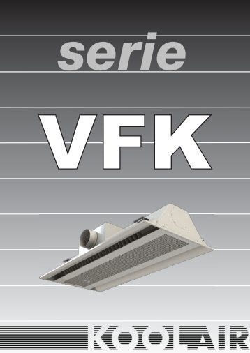 serie vfk - Koolair