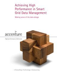 Achieving High Performance in Smart Grid Data ... - Smart Grids