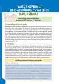 Baltijos imunoprofilaktikos asociacijos (BALTIPA) vakcinų skiepijimo ... - Page 2