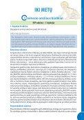 Baltijos imunoprofilaktikos asociacijos (BALTIPA) vakcinų skiepijimo ... - Page 3