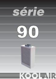 série s-90 - Koolair