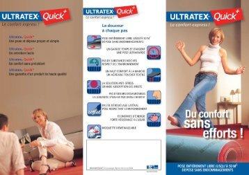 _ + ULTRATEX® QUICk - Balta Group