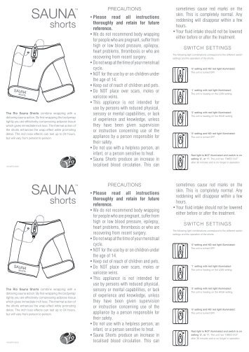 Pdf Instructions Rio Health And Beauty Products