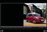 NISSAN NOTE - Stadt-Garage Rimini AG