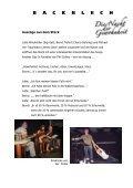 Die Nacht der Gewohnheit - Backblech - Seite 5