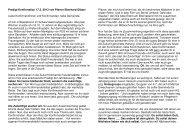 Predigt Konfirmation 17.3. 2013 von Pfarrer Eberhard Gläser Liebe ...