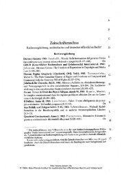 Zeitschriftenschau - Zeitschrift für ausländisches öffentliches Recht ...