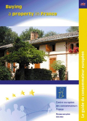 "Brochure ""Buying a property in France"""