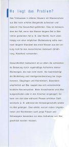 Blei und Trinkwasser - Schlosser Haustechnik - Seite 5