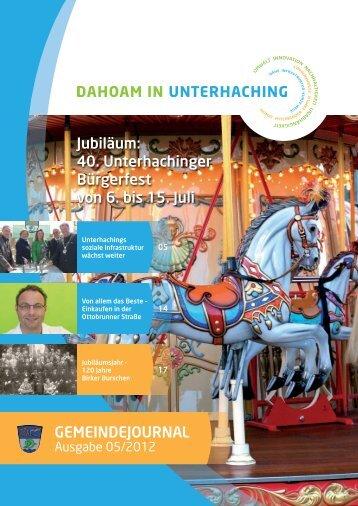 GJUnterhaching 05_2012.pdf (3,3 MB) - Gemeinde Unterhaching