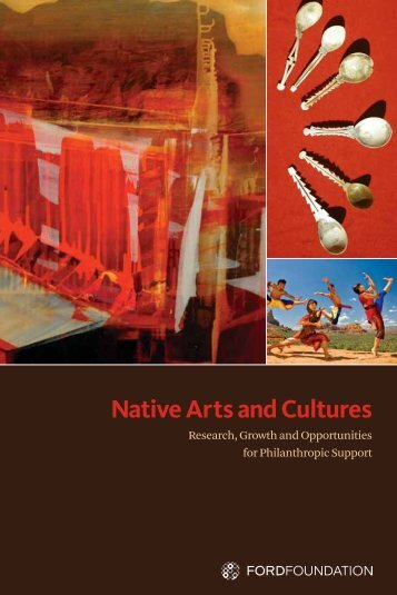 Native Arts and Cultures - Ford Foundation