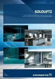 SOLOLIFT2 - Grundfos