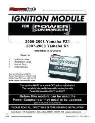 Dynojet Carburetor Jet Kit Polaris 1999-2000 Sportsman 500 Q505 Stage 1