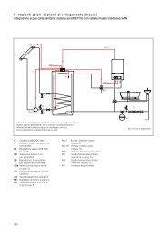 5. Impianti solari - Schemi di collegamento idraulici - EC Service srl