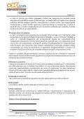 CONTRATTO DI SERVIZIO PER LA FORNITURA DI ... - OKcom S.p.A. - Page 3