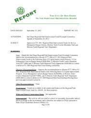 DATE ISSUED: September 13, 2012 REPORT ... - City of San Diego