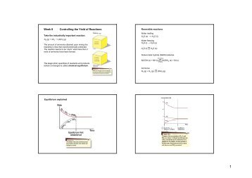 how to find the yield of a chemical reaction