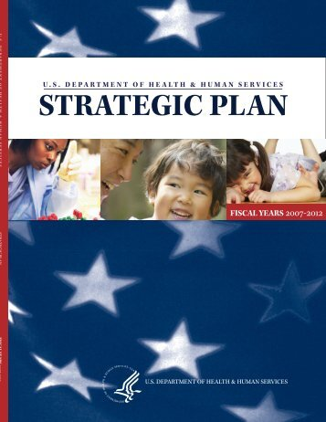 STRATEGIC PLAN - ASPE - U.S. Department of Health and Human ...
