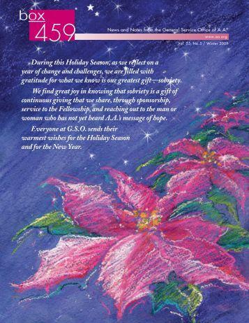 Vol. 55, No. 5 / Winter 2009 - Silkworth.net