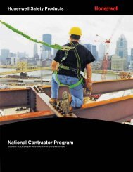 National Contractor Program - Miller Fall Protection