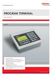 PDF-Download - Soehnle Professional