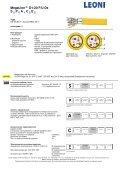Медные кабели для слаботочных кабельных систем ... - Группа ICS - Page 3