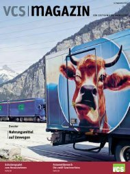 herunterladen - VCS Verkehrs-Club der Schweiz
