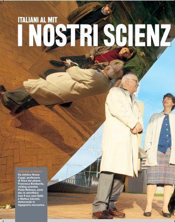 ITALIANI AL MIT - MIT SENSEable City Lab