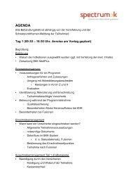 AGENDA DMP-Schulung.pdf - spectrumK