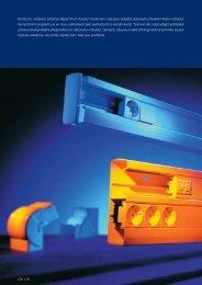 Systémy plastových kanálů pro vestavbu přístrojů ... - OBO Bettermann