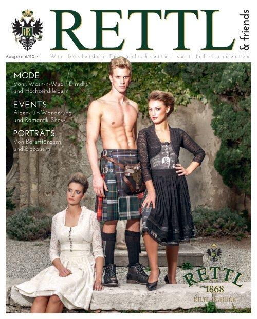 Rettl and friends 6 Frühjahr/Sommer 2014